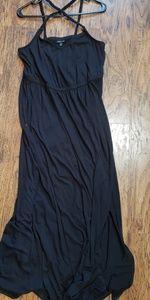 To rid maxi dress
